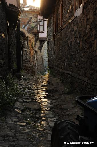 Bursa'da bir osmanlı köyü; Cumalıkızık