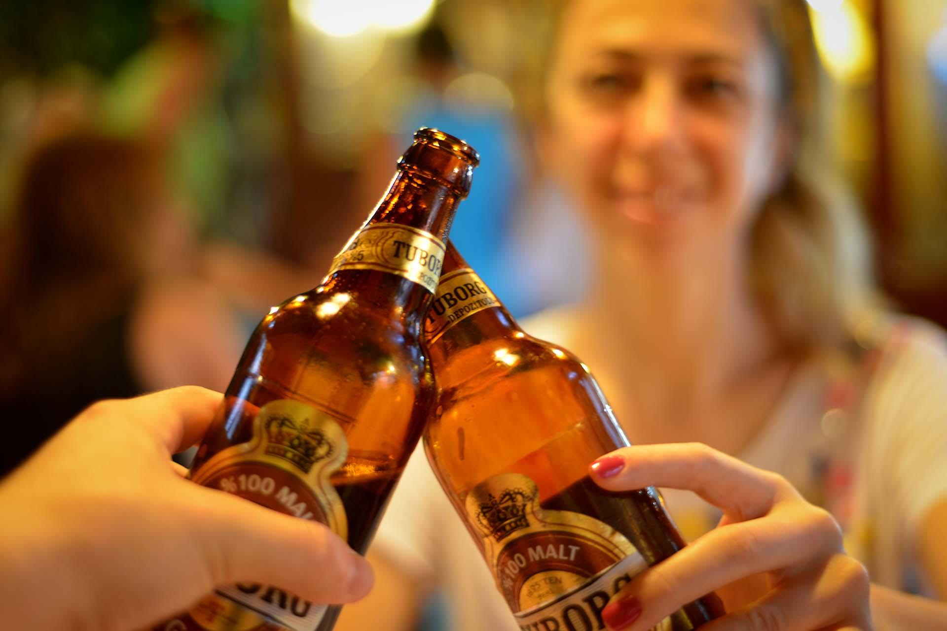 Gelibolu'da bira
