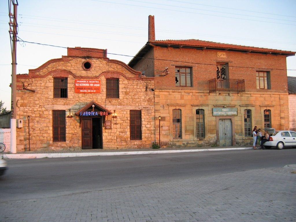 Fabrika Bar - Burhaniye