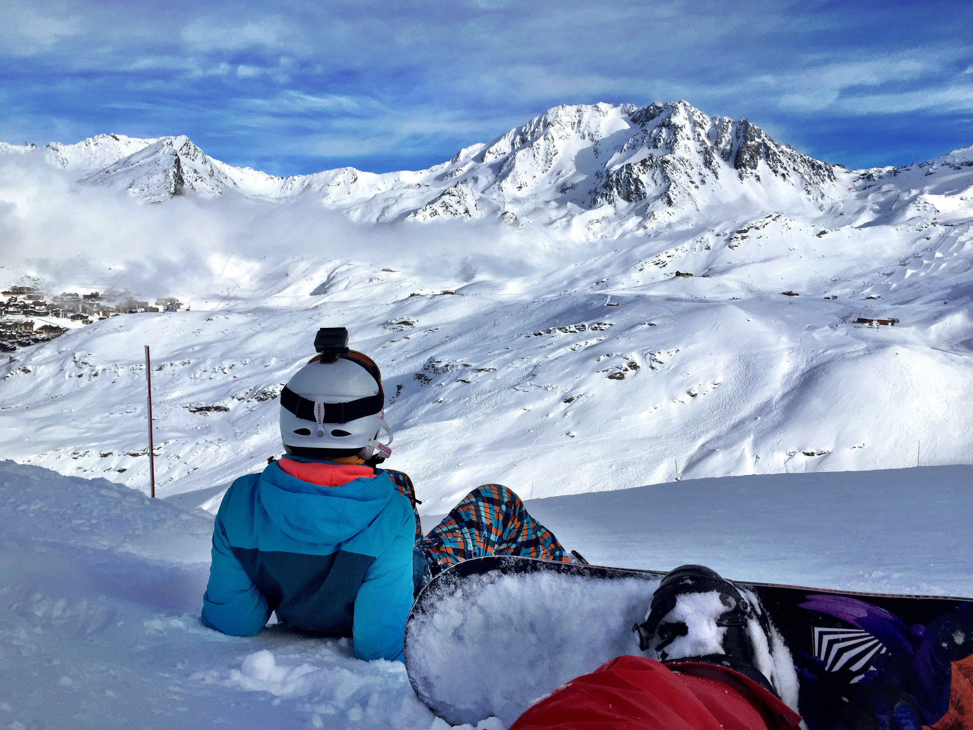Val Thorens, Courchevel, Meribel – Fransa Alpleri