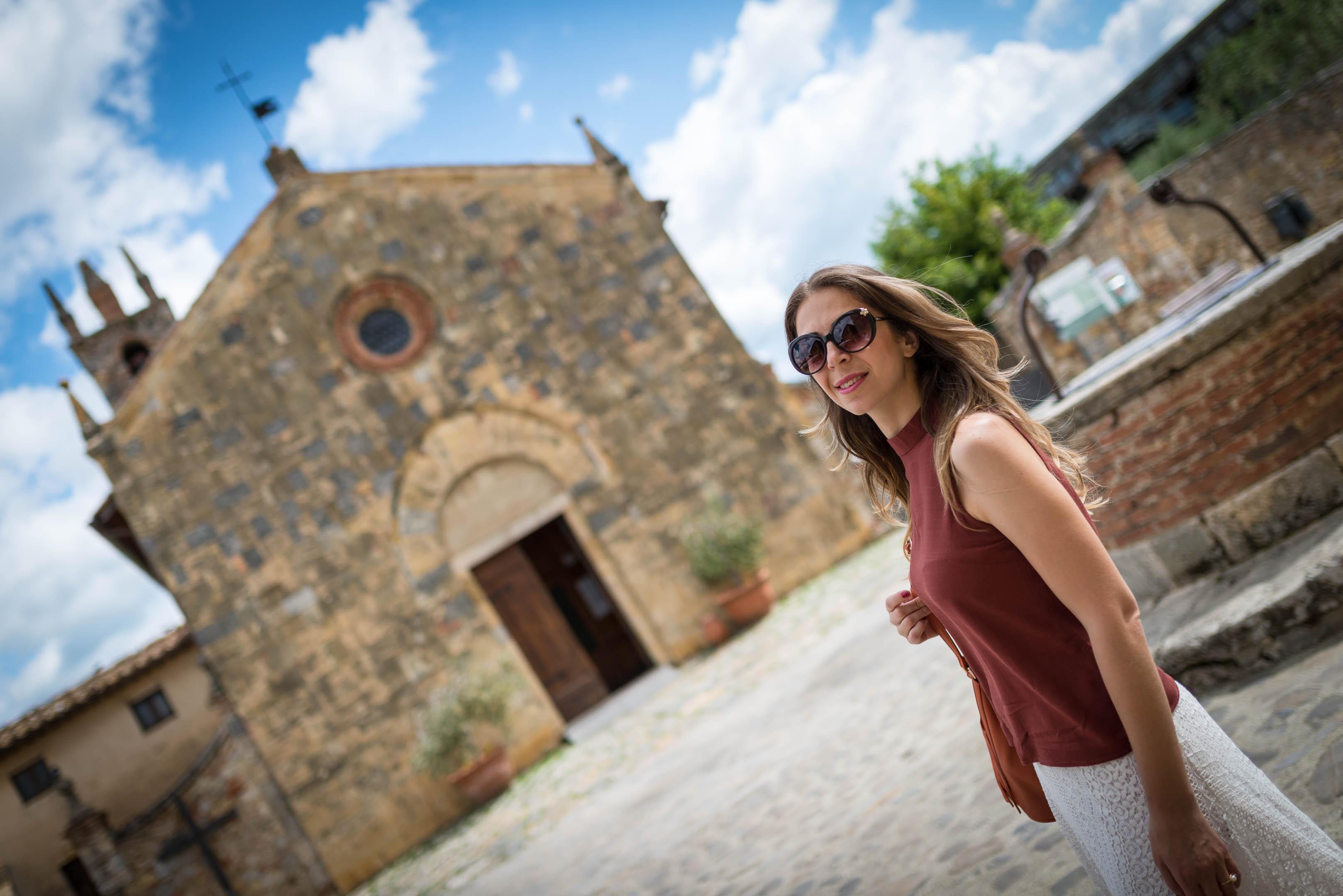 Elif, Monteriggioni