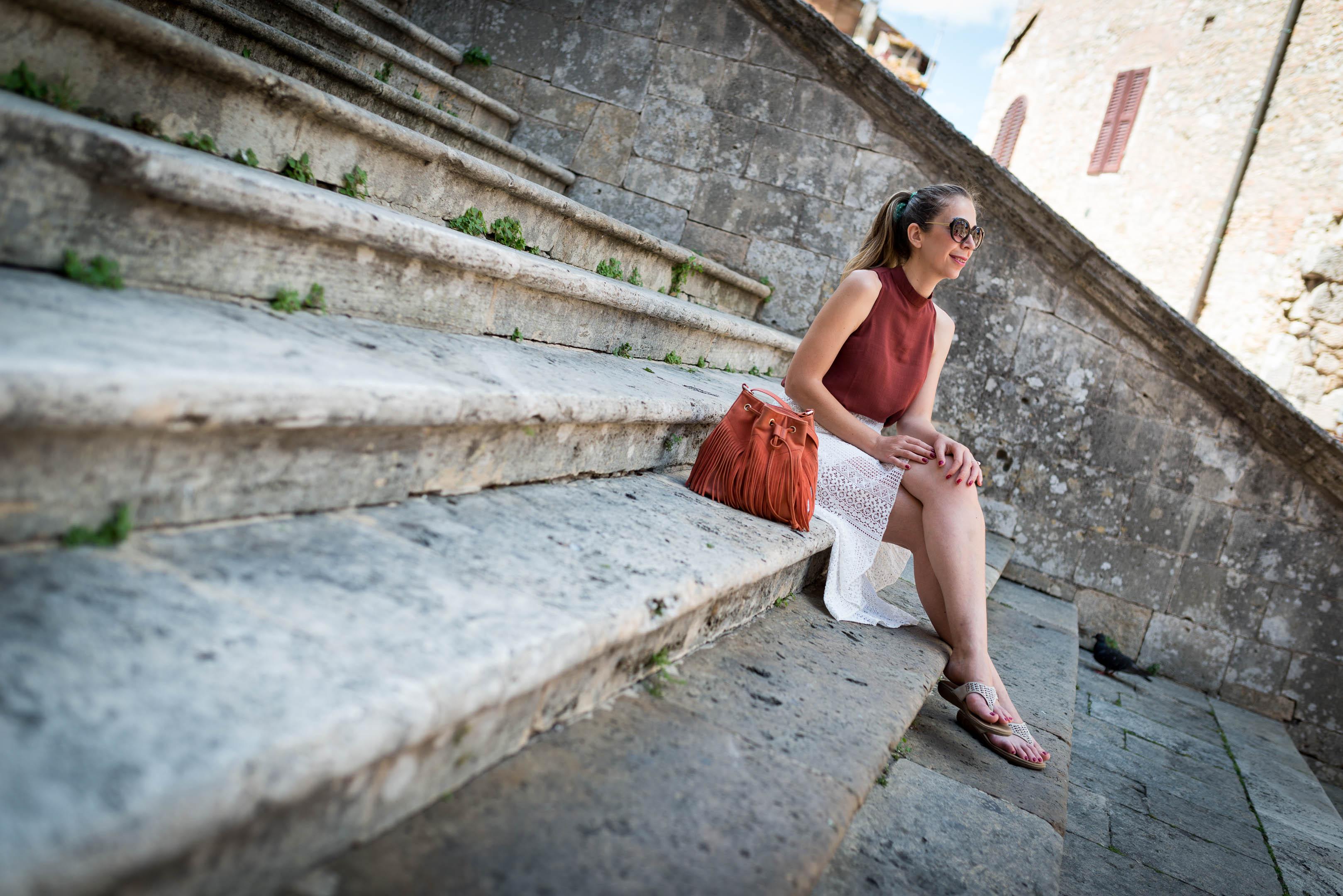 Elif, San Gimignano