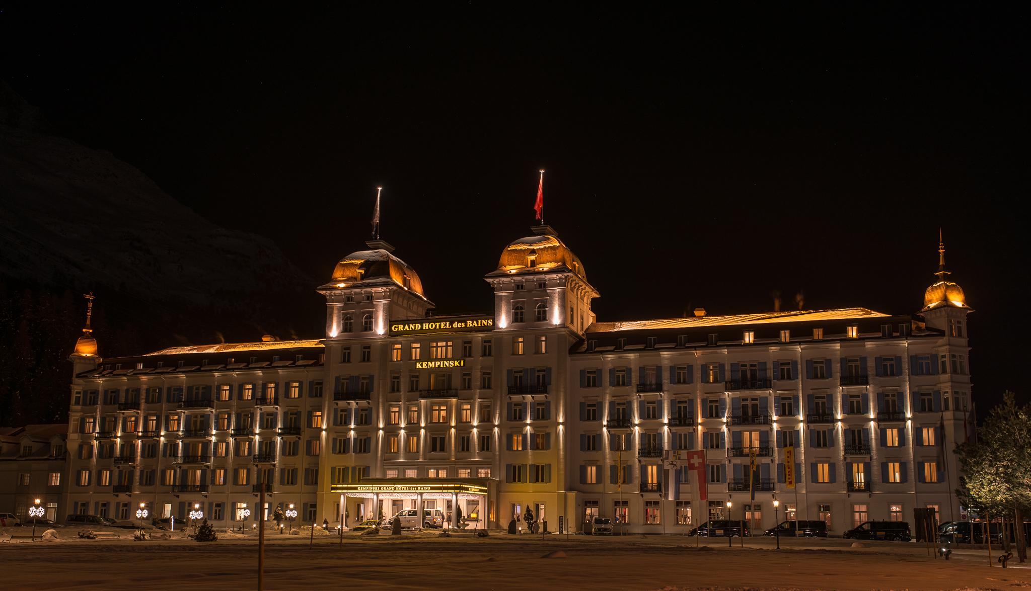Kempinski - St. Moritz