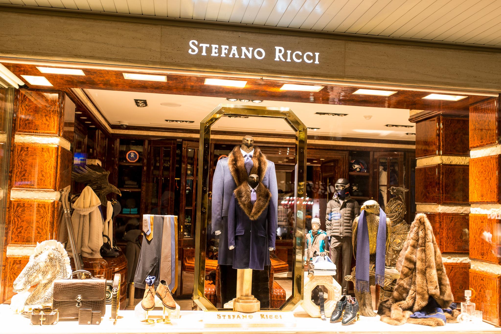 Stefano Ricci - St. Moritz