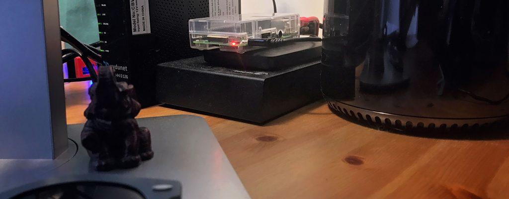Harici diskleri Raspberry Pi ile NAS'a dönüştürmek