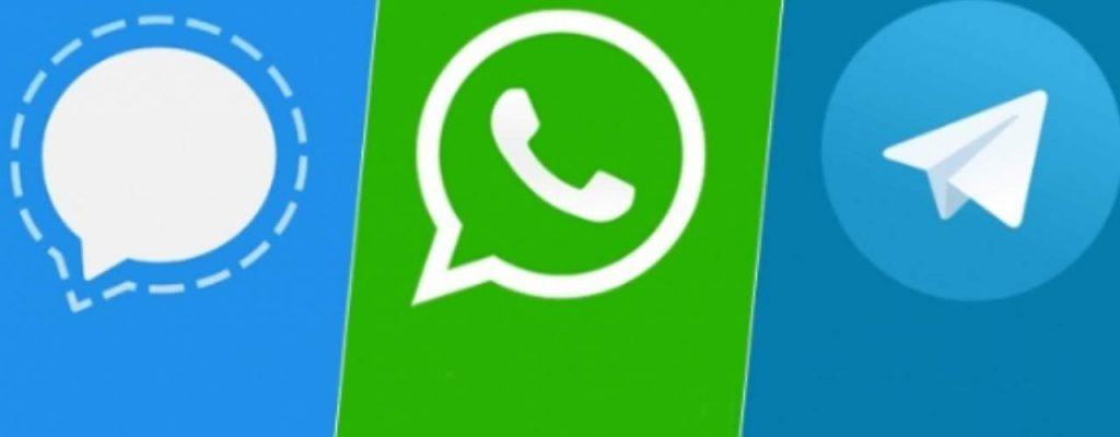 Whatsapp, Telegram ve Signal – Nedir? Ne Değildir?